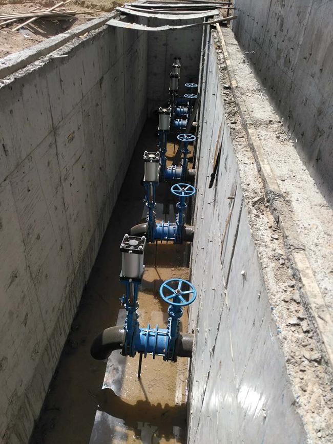 敦煌市工业园区污水处理厂